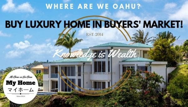 Buy Luxury Home in a Buyers' Market