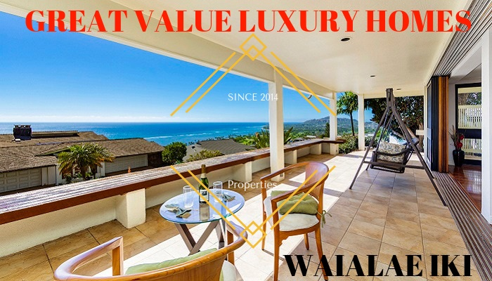 Great Value Hawaii Luxury Real Estate